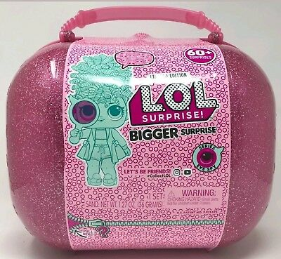 2018 LOL SURPRISE! BIGGER SURPRISE Eye Spy Series 4 - L.O.L IN HAND FREE SHIP