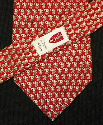 VINEYARD VINES [ CUSTOM COLLECTION ] men's tie 100% Silk Made in USA