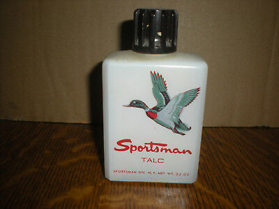 Mens Vintage Sportsman Talc 2.5oz