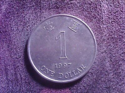 Hong  Kong    1  Dollar   1997   Nov13