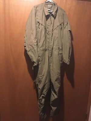 Military Coveralls Jumpsuit Size M