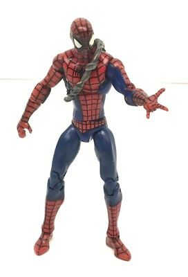 """Marvel Universe - SPIDER-MAN (with web backpack) -  3.75"""" Action Figure Hasbro"""