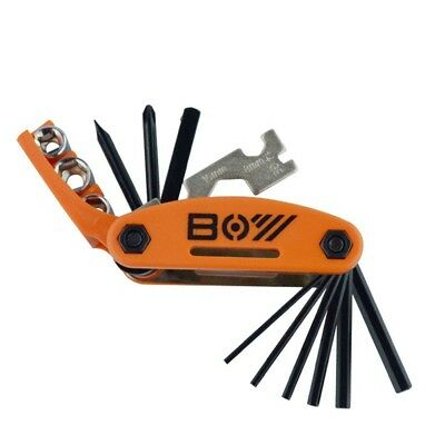 New 16 in 1 Mountain Bike MTB Repair Tool Kit Cycling Bicycle Screwdriver Wrench