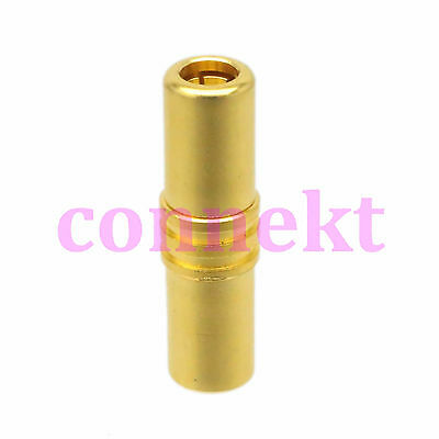 1pce SSMB female jack to SSMB female jack center RF coaxial adapter connector