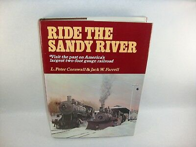 Ride the Sandy River  L.Peter Cornwall & Jack W. Farrell    EB284