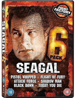 Seagal Six Pack Collection (DVD, Box Set)