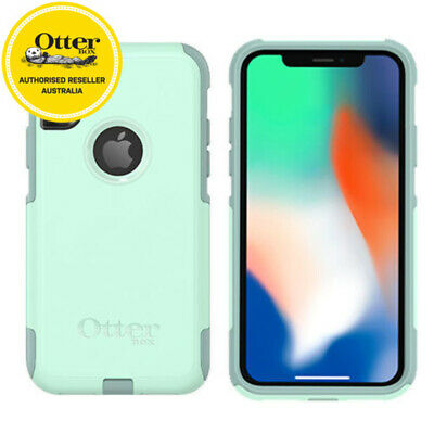 Gen. Otterbox Ocean Way Apple iPhone X Cover Dust Drop Commuter Case Protection