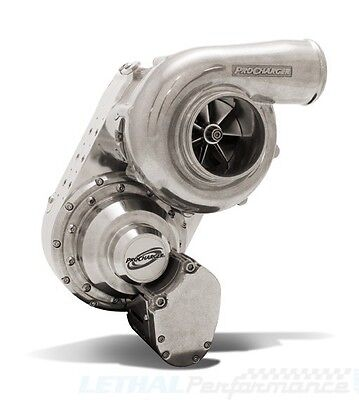 Chevy GM Camion / SUV Procharger i-1 Programmabile Supercharger Stage II Kit