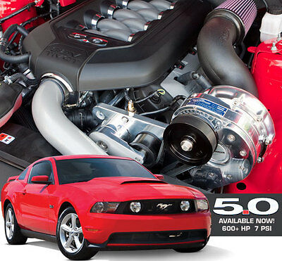 Mustang Coyote 5.0 4V Procharger P1SC1 Supercharger Stage II con Intercooler