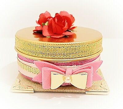 5  pcs LUXURY Gift Boxes For Jewellery Wedding present  favours gifts Christmas