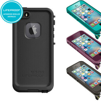 Waterproof Shockproof Heavy Duty Lifeproof Fre Case Cover for iPhone 5 5S SE