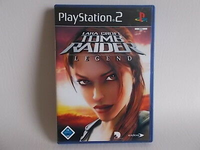 Lara Croft / Tomb Raider - Legend für die Playstation 2