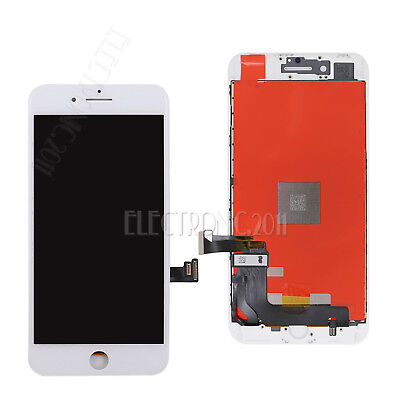 "iPhone 8 Plus 5.5"" White Replacement LCD Screen Digitizer Full Assembly"