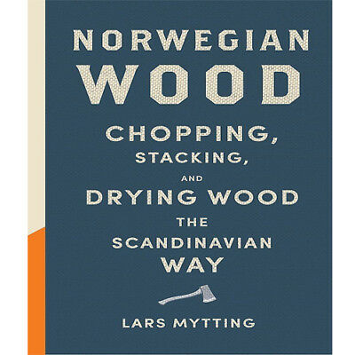 Lars Mytting Norwegian Wood Non-fiction Book of the Year 2016 NEW