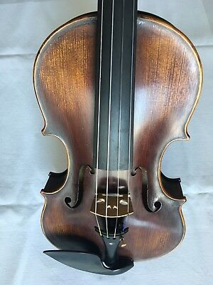 Handmade violin Guarneri style Made by LuXi in 2015. T19+ model  with case
