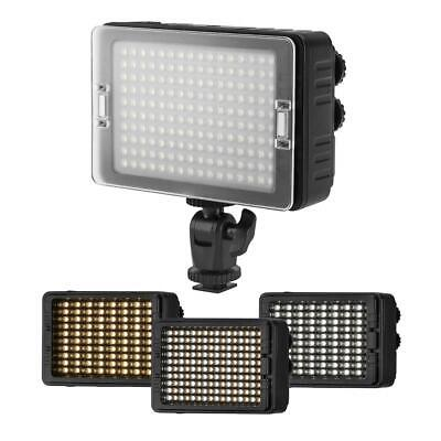 Joby GorillaPod 5K Kit Black With CLAR Slim Bi-Color 144 SMD LED On Camera Light