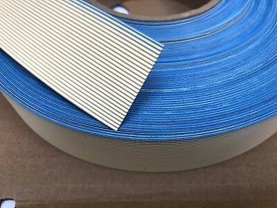 3M FLAT RIBBON CABLE 2010/26 (26 x 28AWG Conductor) 100ft 30.5m Roll Reel PCB