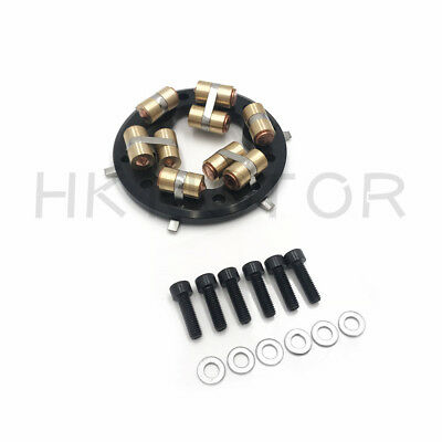 Variable Pressure Clutch Plate for 98-06 Big Twin (40% more clamping force)