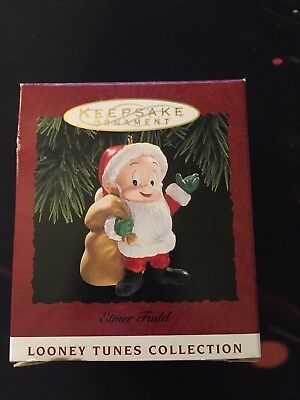 1993 Elmer Fudd Looney Tunes Collection Hallmark Keepsake Ornament