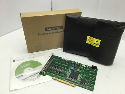 Advantech PCI-1752U-AE 64 Channel Isolated Digital Out PCI Card, Output: 5-40VDC