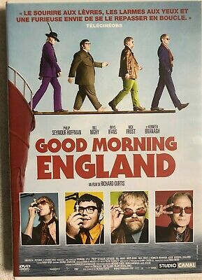 Good Morning England dvd