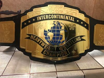 WWF Intercontinental Heavyweigth Wrestling Champions (Replica)