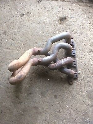 Ford Focus St170 Stainless Exhaust Manifold