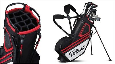 Titleist Golf Standbag 14 Way