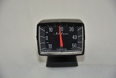 Retro KFZ Thermometer  Autothermometer Made in Germany 1967