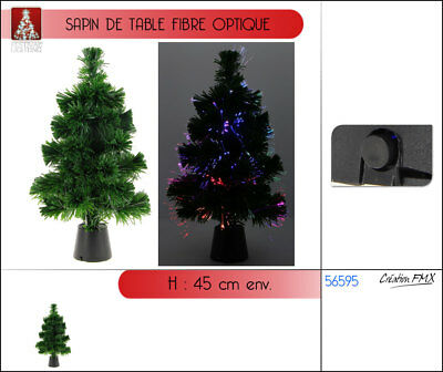 awesome sapin nol artificiel fibres optiques hauteur cm pot noir piles  offertes with sapin de noel artificiel noir 539bcf2b4c25