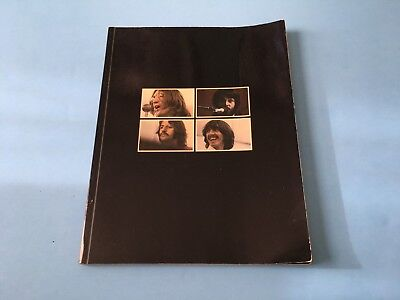 THE BEATLES GET BACK BOOK Original Book FROM THE LET IT BE ALBUM BOX SET