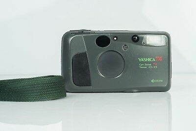 Rare: Yashica T4 Special Edition Green