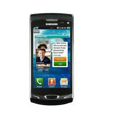 Samsung Wave II GT-S8530 in Black Handy Dummy Attrappe - Requisit, Deko