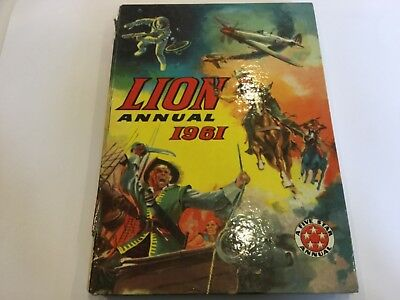 Lion Annual 1961 -  A Children's 5 Star Annual.