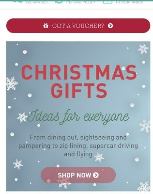 Unwanted Gift Buyagift Credit voucher Worth £97.03