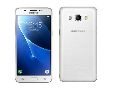Samsung Galaxy J5 (2016) in Weiß Handy Dummy Attrappe - Requisit, Deko, Werbung