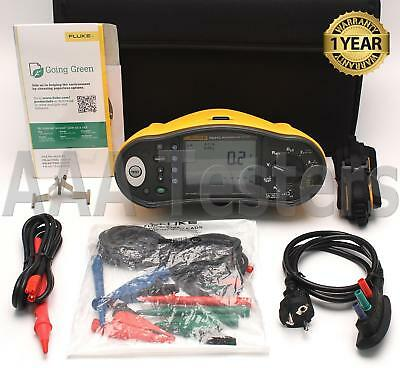 Fluke 1664 FC Multifunction Electrical Safety Installation Tester 1664FC