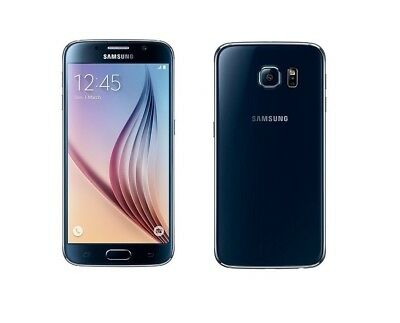 Samsung Galaxy S6 in Black Handy Dummy Attrappe - Requisit, Deko, Werbung