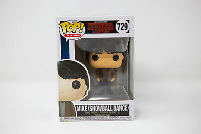 Funko Pop TV Stranger Things Mike at Snowball Dance #729 | IN STOCK | FAST SHIP!