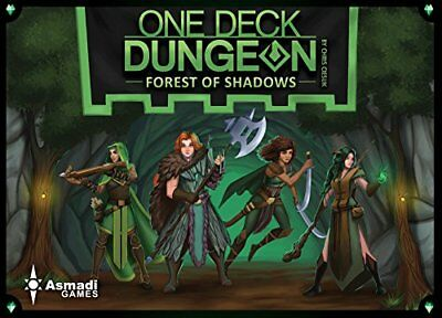 One Deck Dungeon - Forest of Shadows Games (N4k)