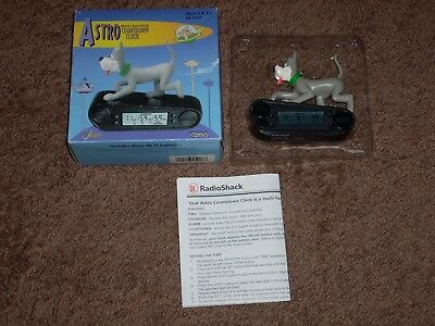 1999 Astro Countdown Clock / New In Box/  /  (3) Ag 13 Batteries Included .