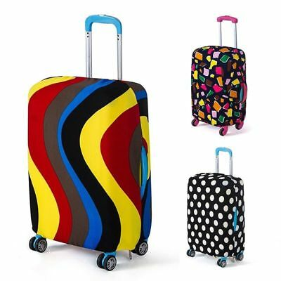 Luggage Cover Elastic Fashion Travel Trolley Suitcase Protector Dustproof Case