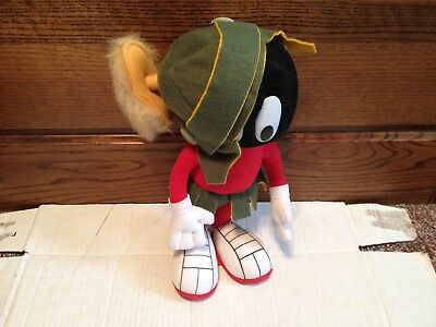 Marvin The Martian Warner Bros Stuffed Plush Figure 12 Inches 1993