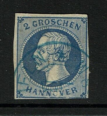 Hanover SC# 20, Used, Tiny shallow bottom thinning - Lot 073117