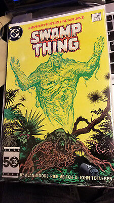 The Saga of Swamp Thing #37NEAR MINT - MINT CONDITION (Jun 1985, DC)