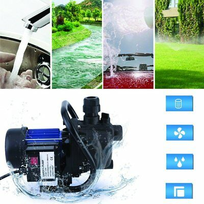 NEW Water Pump 1500W Automatic Control Switch Tank Pressure Pump Garden House