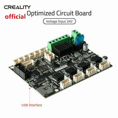 Brushless Blower Cooling Fan 24V DC for CR-8S Ender 3 3D Printer Hotend Extruder