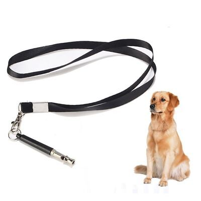 Pet Dog Training Obedience Whistle Command UltraSonic Supersonic Sound Pitch