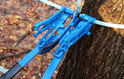"""5/16"""" Double hand Cut-in tool pliers repair fitting barb maple syrup tubing"""