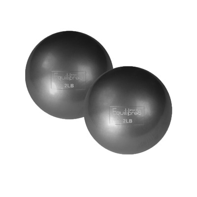 Sand Filled Weighted Pilates Balls